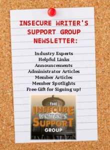 IWSG Newsletter photo