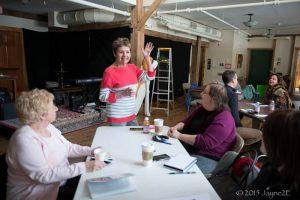 Workshop march 2015