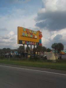 FLORIDA SOuth of the Border