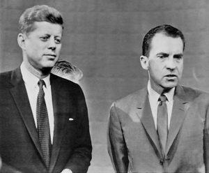 Kennedy Nixon Campaign 1960