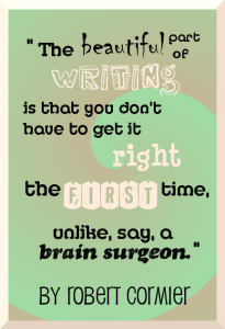 Quote writing surgeon get it right