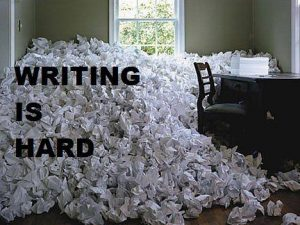 writing-is-hard