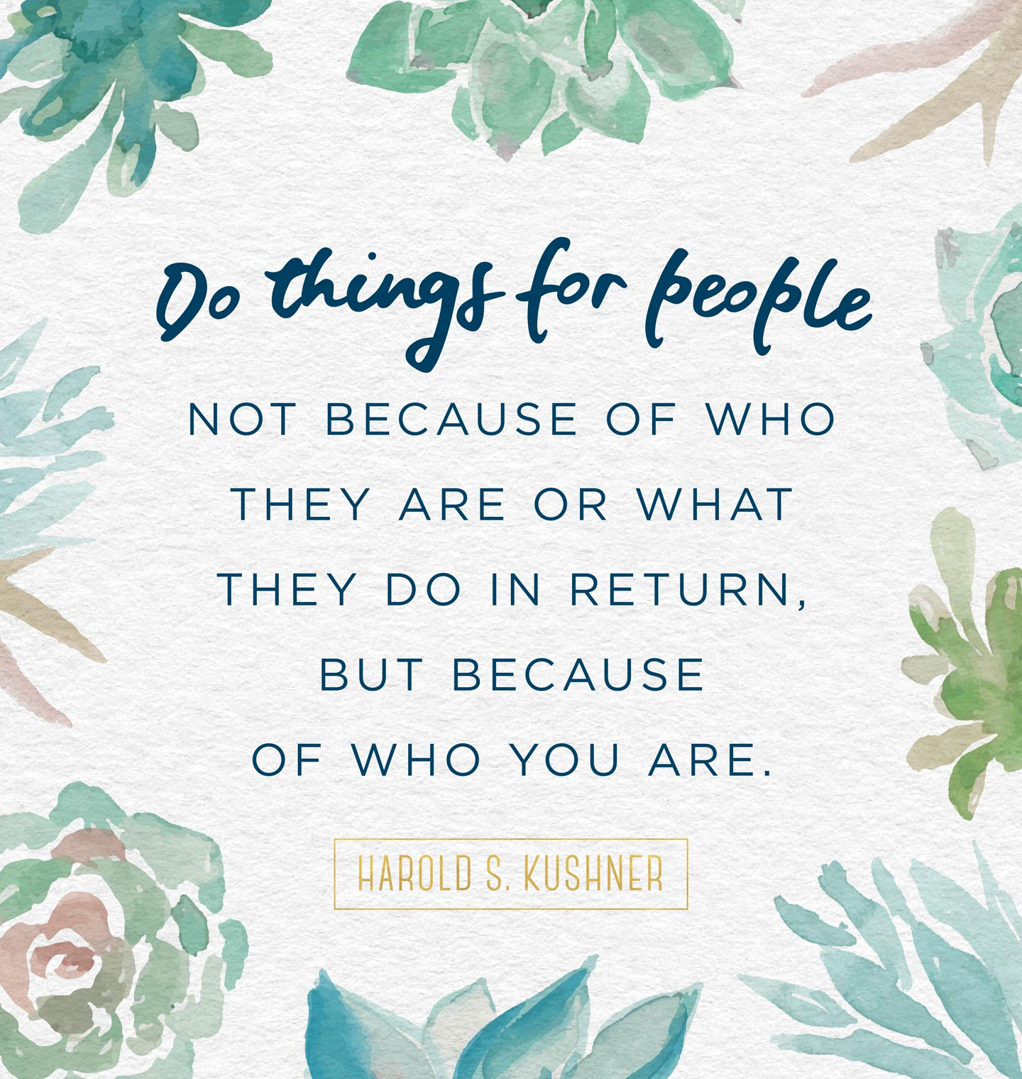 Inspirational Quotes For Kindness Day: Doreen McGettigan